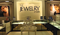 JC Penney Jewelry Counter
