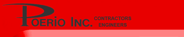 Poerio Inc. Contractors Engineers